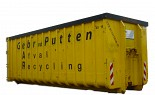 40m3 afvalcontainer